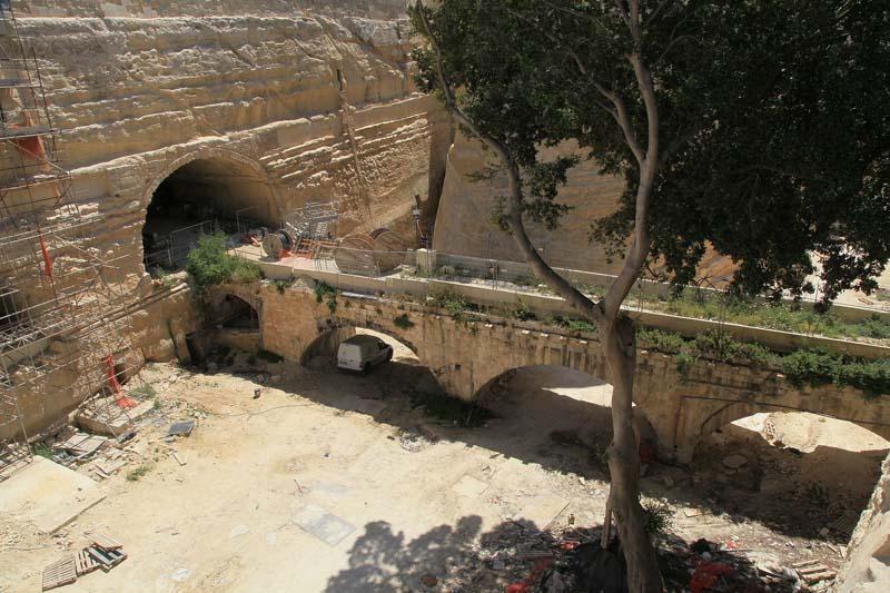 Valletta Tunnels