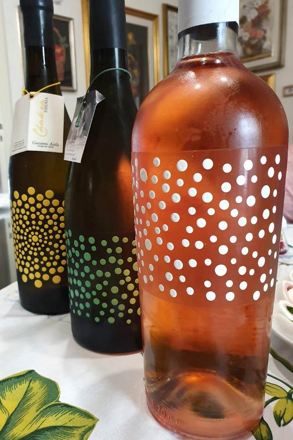 Puglia wine from Giovanni Aiello