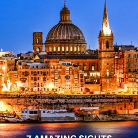 sights you must see in Malta