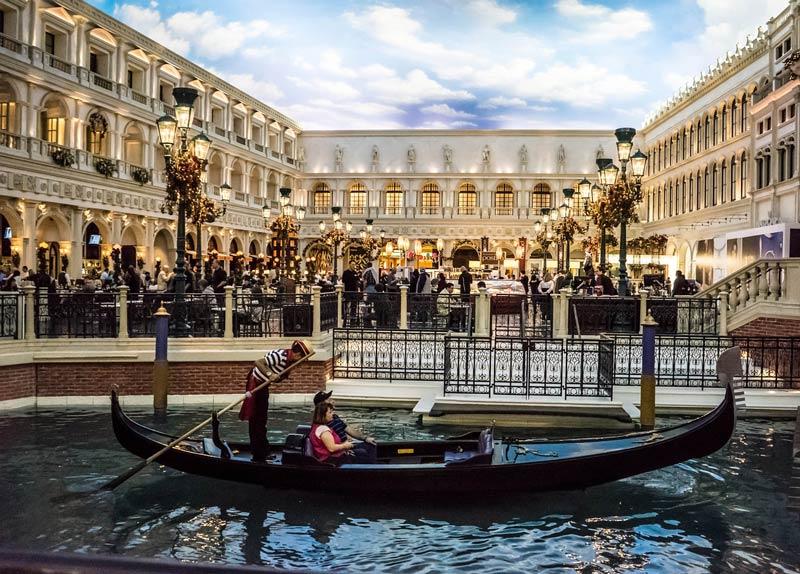 Venice at Christmas