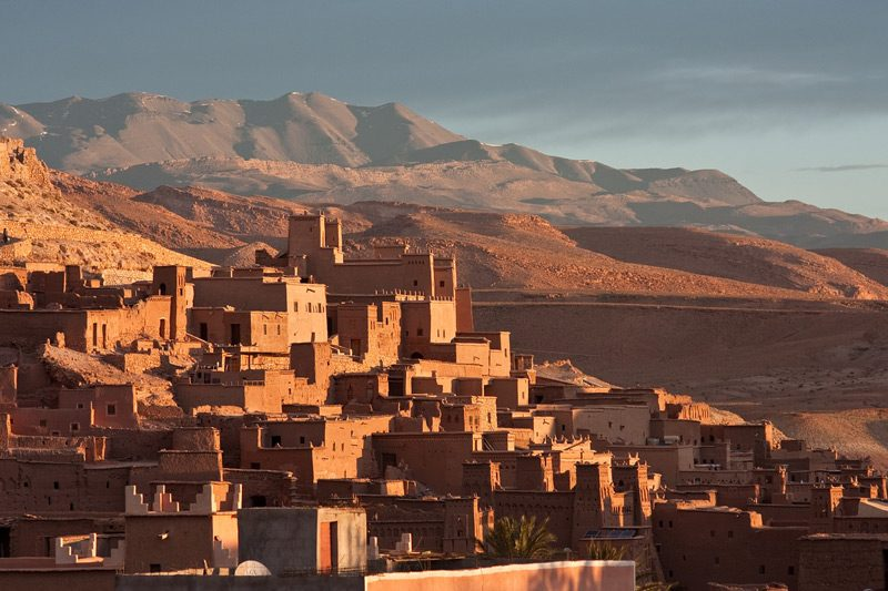 Morocco High Atlas Mountains