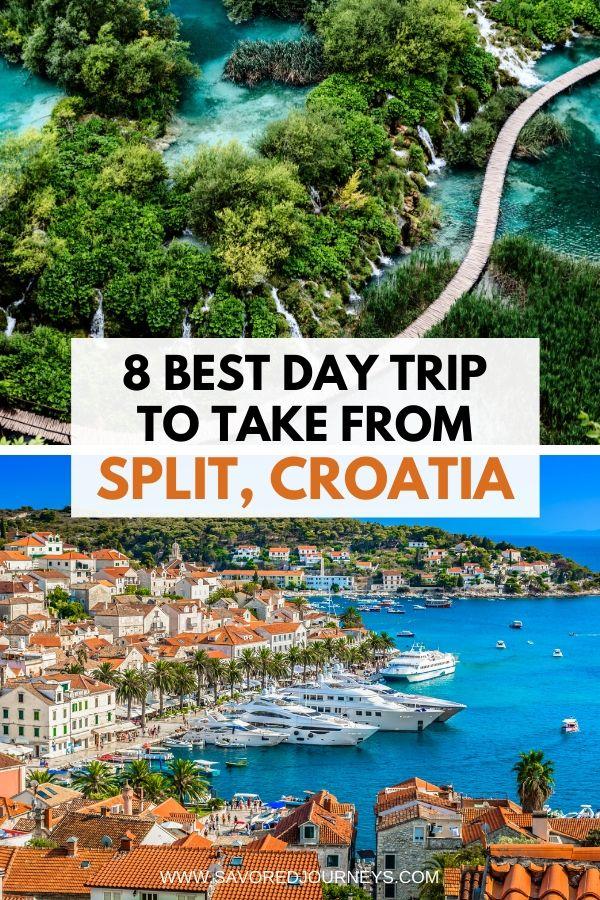 Split Day Trips