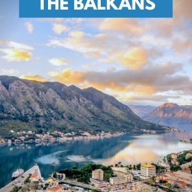 places to see in the balkans