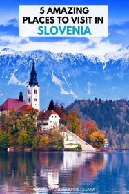What to see in Slovenia
