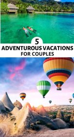Adventurous Vacations for Couples