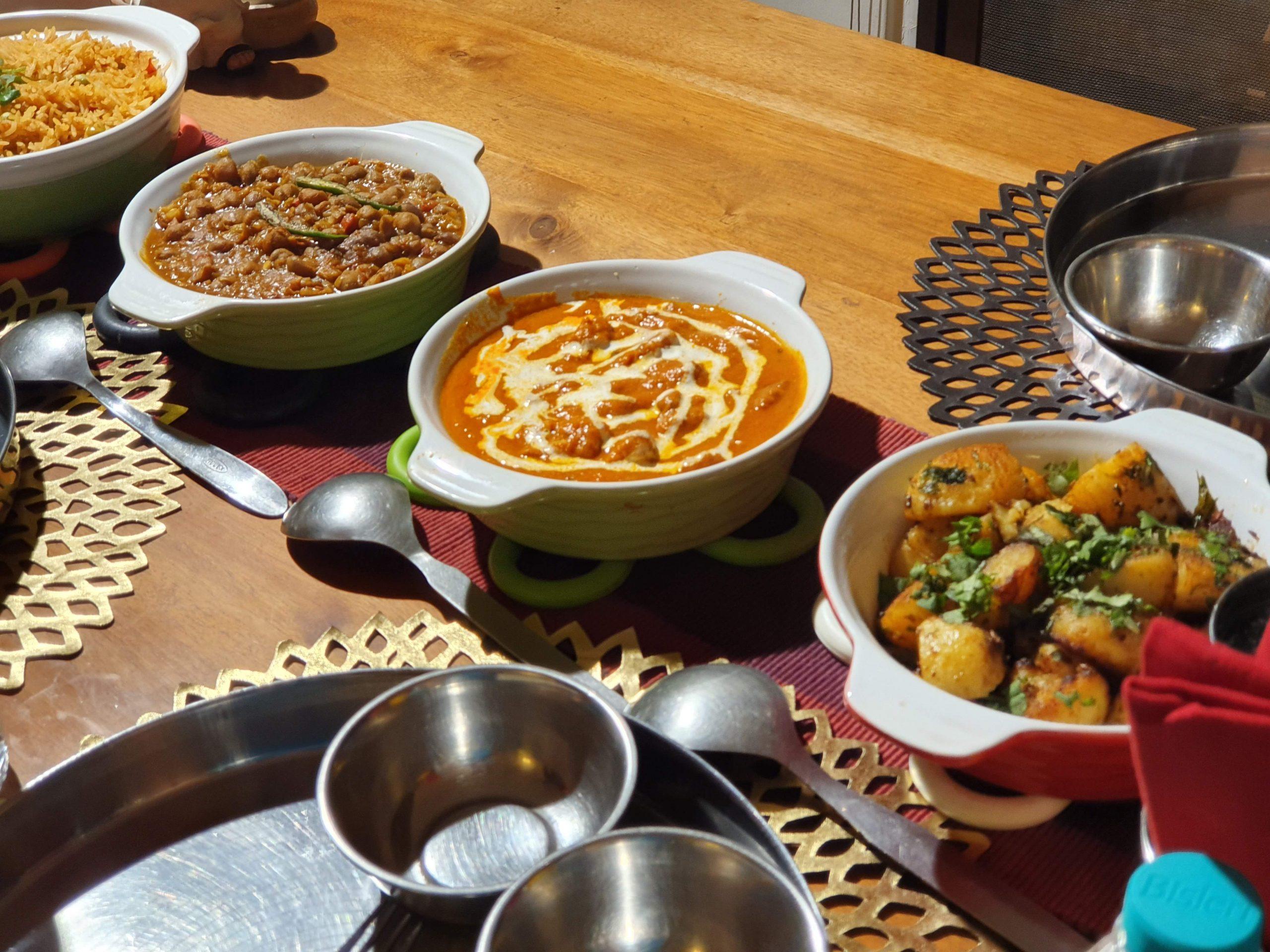 cooking class in delhi