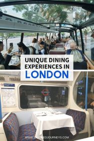 fun restaurants in London