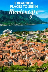 5 Amazing Places to Visit in Montenegro