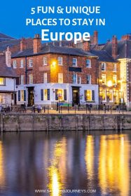 where to stay in europe