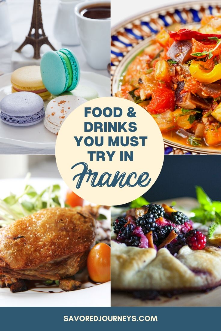 food and drink in France