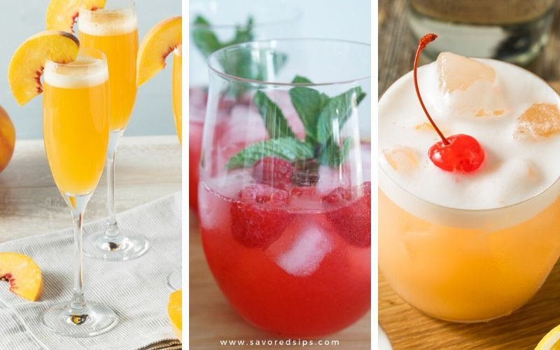 cocktails to make