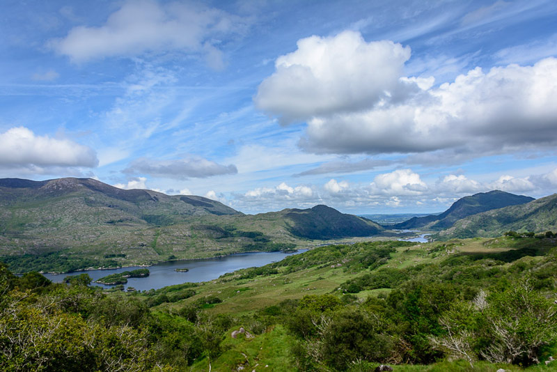 Views along the Ring of Kerry