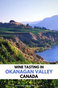 okanagan valley wine region