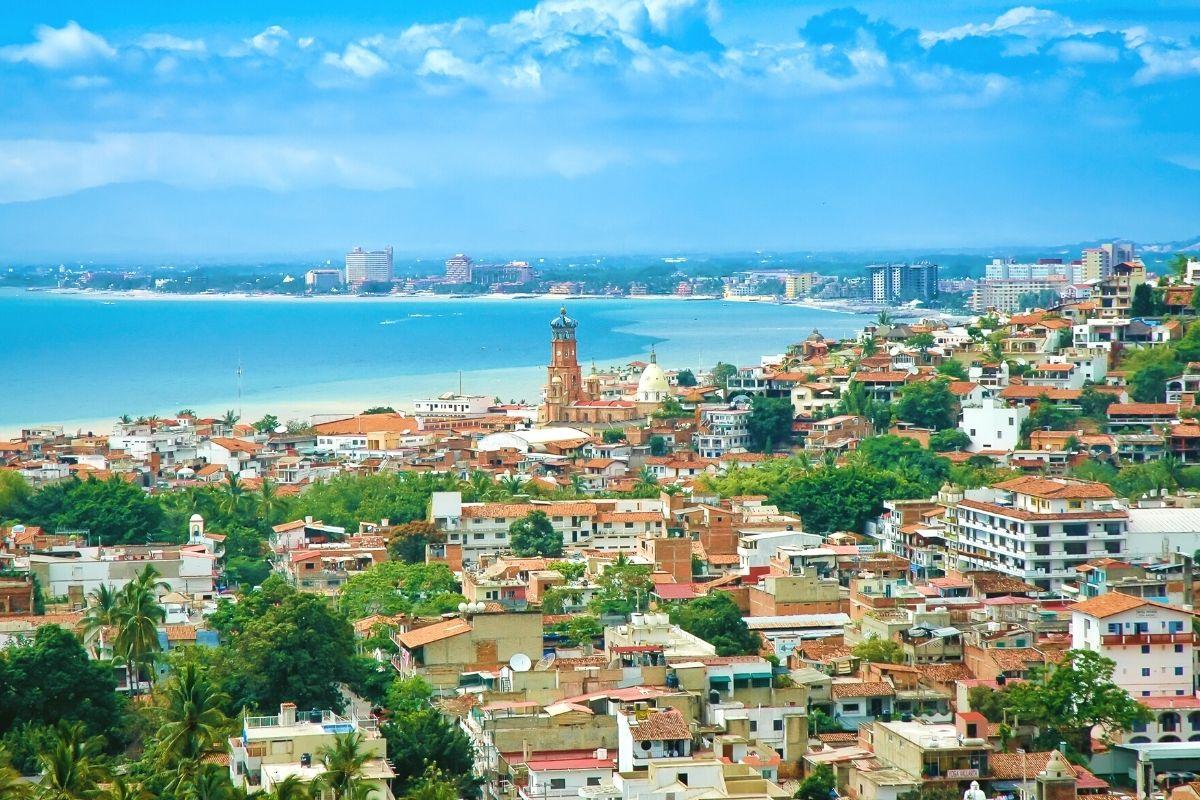city on a coast