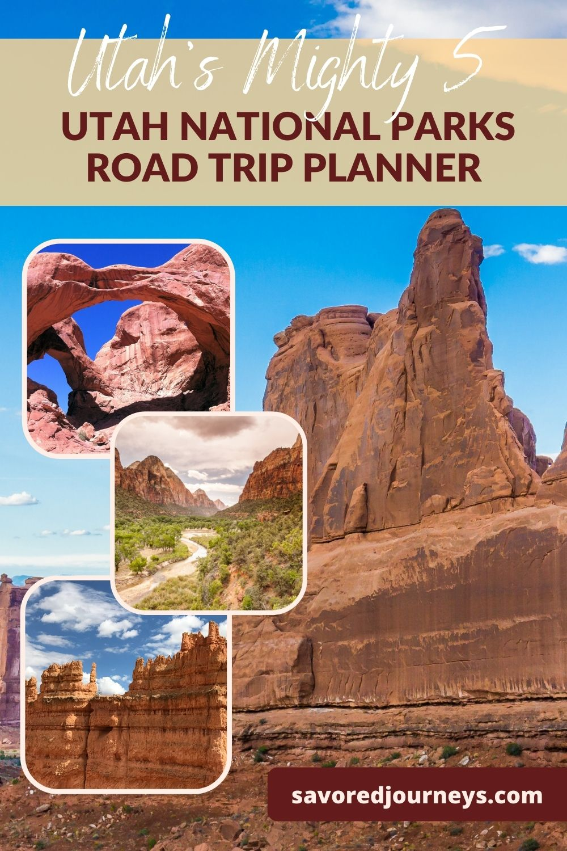 Utah National Parks Road Trip