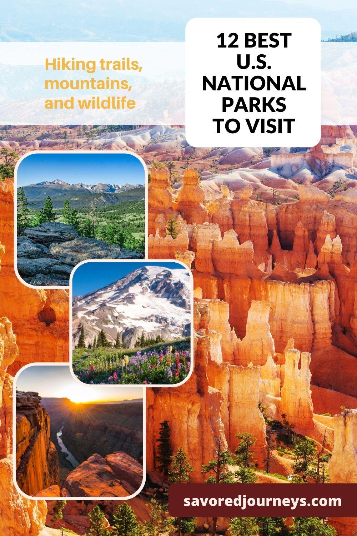 Best U.S. National Parks to Visit