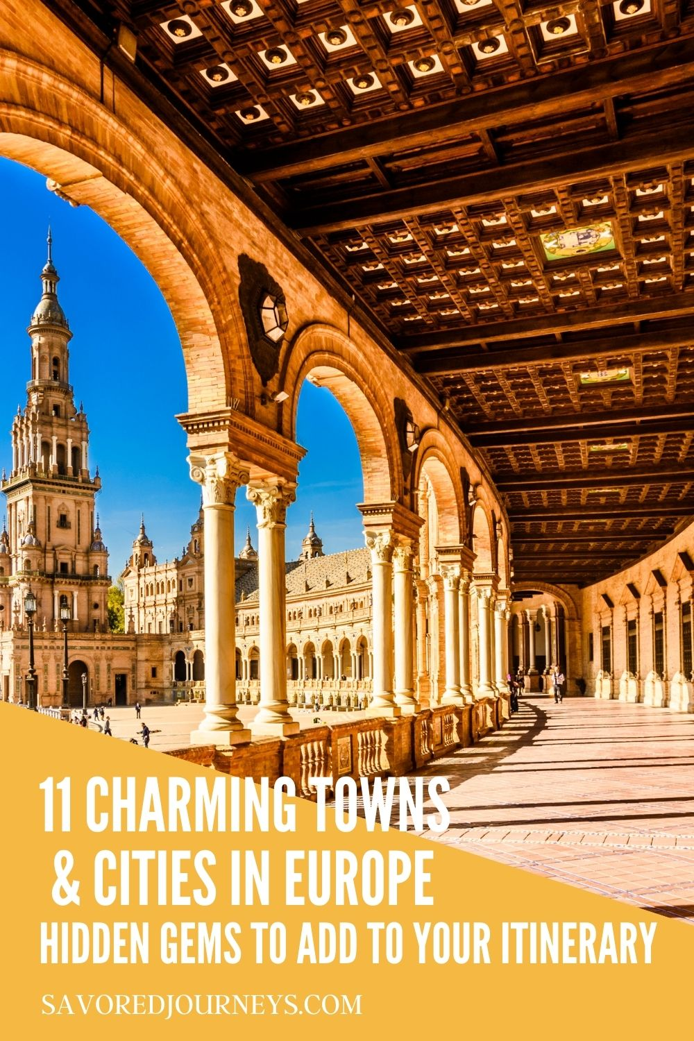 11 Charming Towns & Cities in Europe