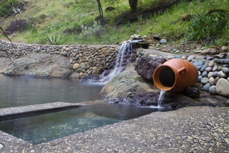 hotspring pool