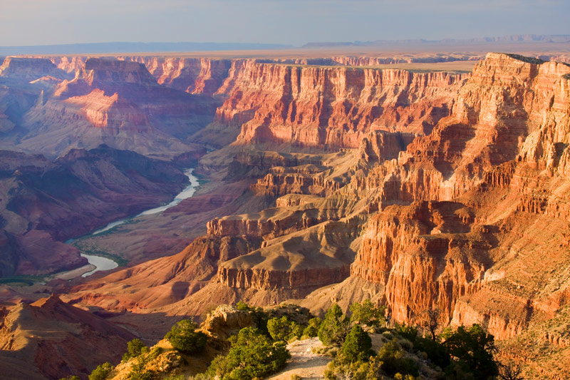 Grand Canyon vista