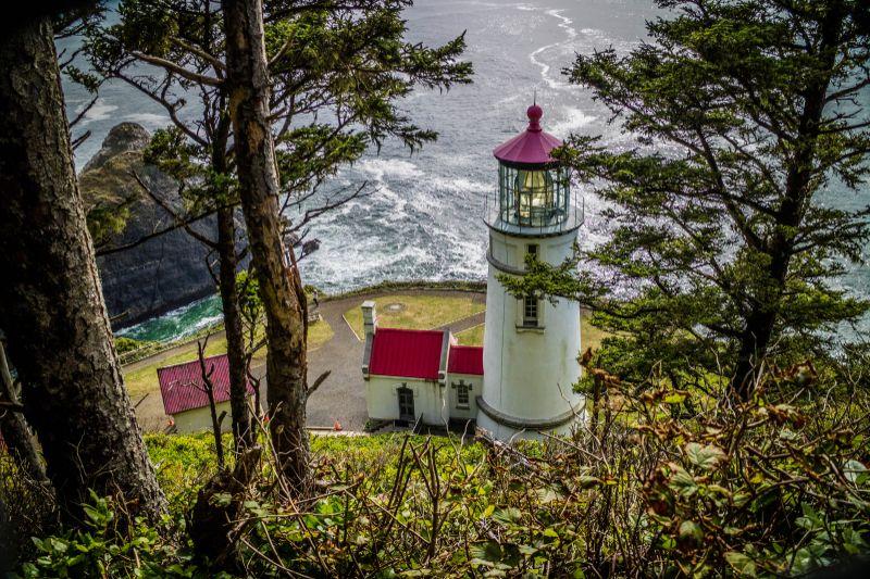 Florence, Oregon, Heceta Head lighthouse