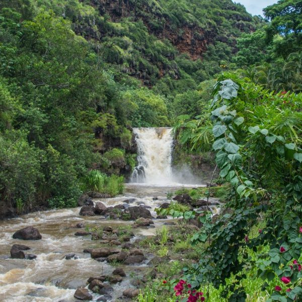 Oahu Watefalls