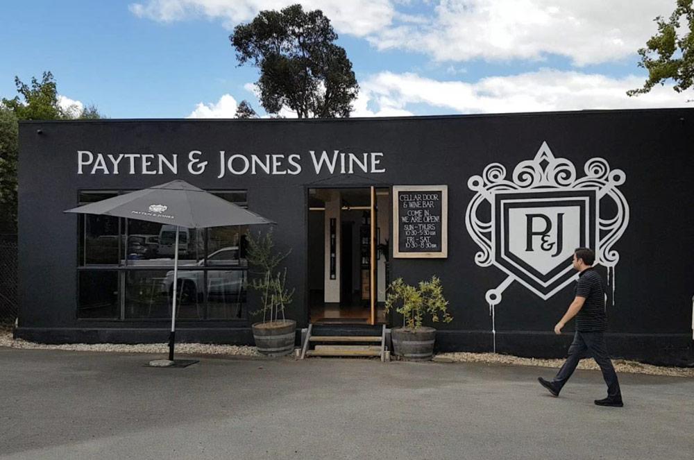 Peyton & Jones Wine