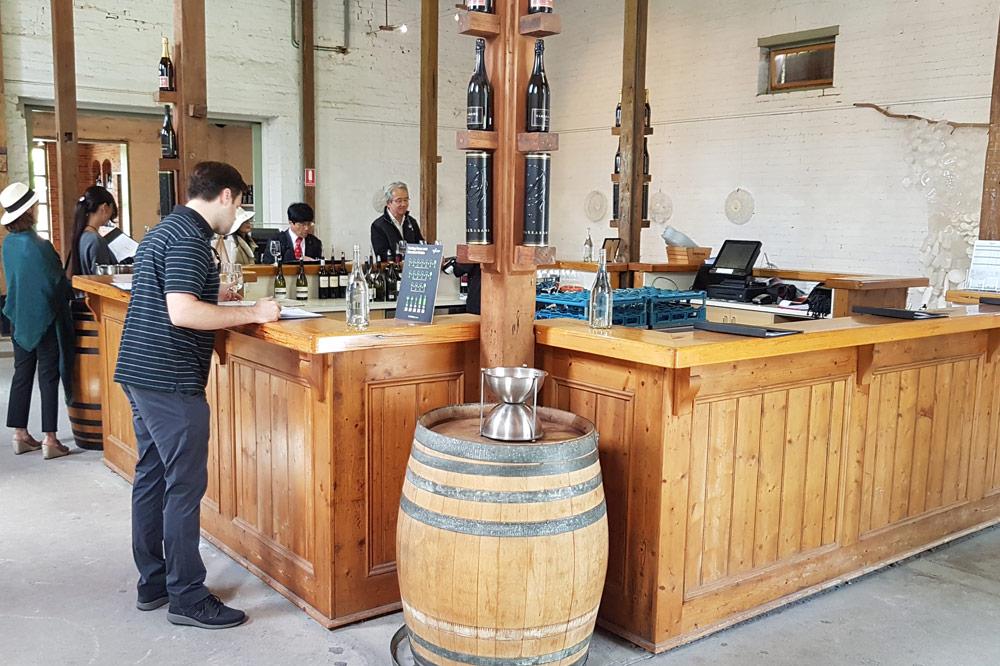 Yering Station tasting room