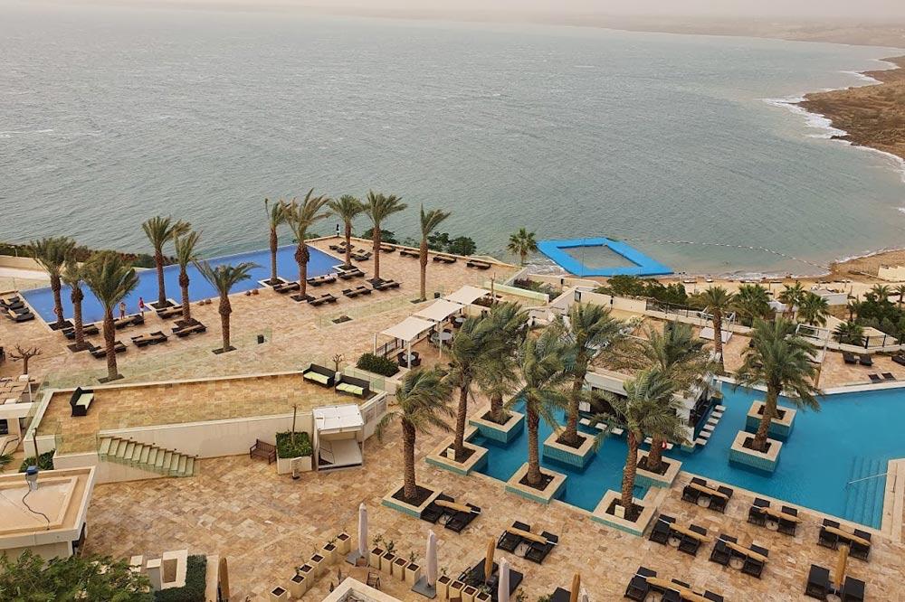 hilton dead sea hotel