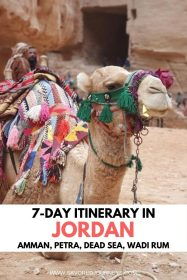 7-Day Itinerary for Jordan